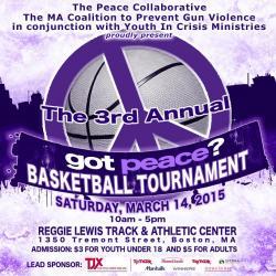 got peace basketball tournament