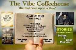 Storytelling at The Vibe