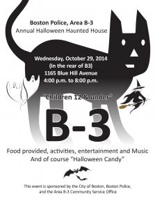Annual Halloween Haunted House | Oct. 29