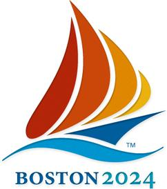 boston 2024 logo