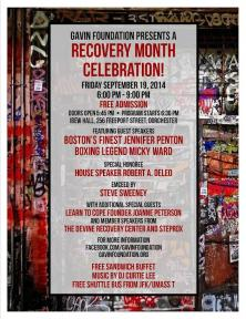 Recovery Month Celebration