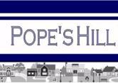 pope's hill header logo