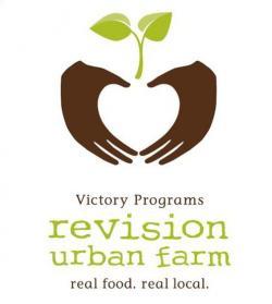 revision urban farm logo