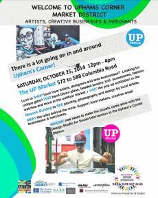UP Market | Oct. 25